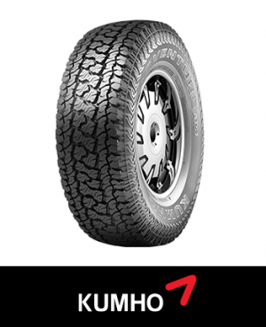 Pneu Kumho ROAD VENTURE AT51
