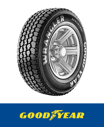Pneu Goodyear Wrangler Armortrac